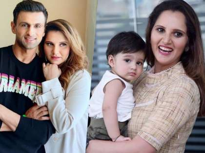 Sania Mirza reveals one habit of husband Shoaib Malik which irritates her the most svg | Video : शोएब मलिकच्या एका सवयीचा सानिया मिर्झाला येतो प्रचंड राग