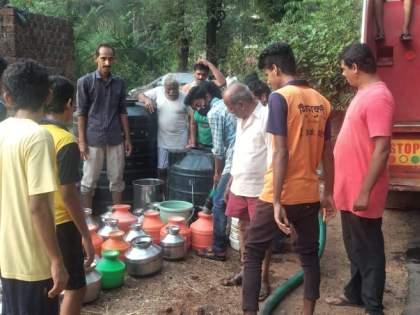 Water supply to Mazgaon, Charatha from the municipality | माजगाव,चराठ्याला नगरपालिकेकडून पाणीपुरवठा बंद