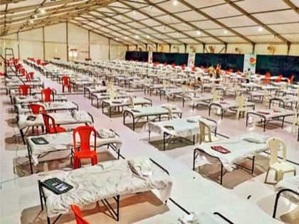Three jumbo centers with a capacity of 6,000 beds to be set up to stop third corona wave   तिसऱ्या लाटेला रोखण्यासाठी तयार, सहा हजार खाटांच्या क्षमतेची तीन जम्बो केंद्रे उभारणार - महापालिका