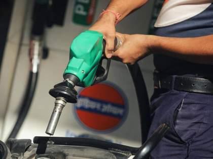 Petrol, Diesel Price Today: petrol price hike by 52 paisa,diesel price hike by 30paisa per liter in delhi | Petrol, Diesel Price Today: दोन दिवस थोडे-थोडे वाढविले; आज पेट्रोल, डिझेलची मोठी दरवाढ