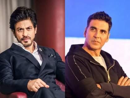 Shah Rukh Khan revealed why he would never work with Akshay Kumar | शाहरुख खान सांगतोय, या कारणामुळे अक्षय कुमारसोबत करत नाही काम, कारण वाचून बसेल धक्का