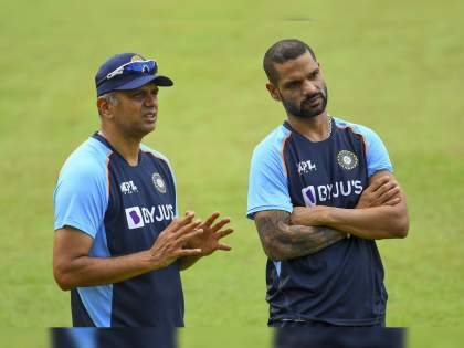 India vs SL 2nd T20I live : Rahul Dravid said, If you selected for 20 or 15 then you are eligible to play for India in the playing 11   IND Vs SL 2nd T20I Live : राहुल द्रविडचे 'ते' प्रेरणादायी बोल अन् दुसऱ्या सामन्यासाठी टीम इंडिया झाली तयार...