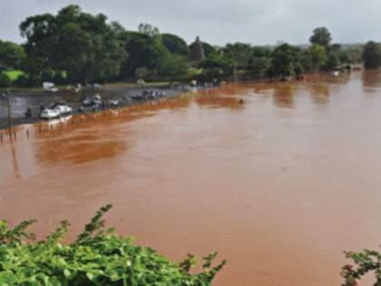 raining across the state; Heavy rains in Kolhapur, Sangli, Satara   राज्यभरात मुसळधार;कोल्हापूर, सांगली, साताऱ्यात अतिवृष्टी; दरडी कोसळल्या