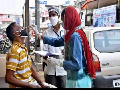 Coronavirus: 57,640 new coronavirus and 920 deaths reported in Maharashtra | Coronavirus: महाराष्ट्रात दिवसभरात ५७ हजार ६४० नवे कोरोनाबाधित तर ९२० रुग्णांच्या मृत्यूची नोंद