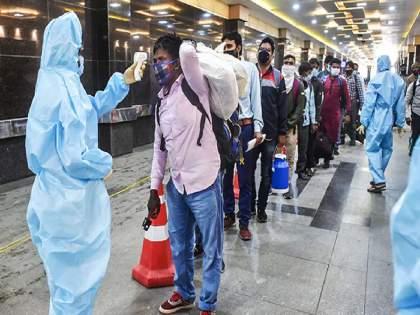 Coronavirus Updates: In 24 hours, Maharashtra recorded 62,194 corona-related deaths and 853 deaths | Maharashtra Coronavirus Updates: चिंताजनक! २४ तासांत महाराष्ट्रात ६२ हजार १९४ कोरोनाबाधित तर ८५३ मृत्यूंची नोंद