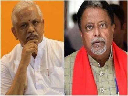 After West Bengal tripura BJP mla rebels reaches out by TMC mukul roy MLAs are likely to split | प. बंगालनंतर आता 'या' राज्यातही भाजपाला सतावतेय बंडखोरीची चिंता; आमदार फुटण्याची शक्यता