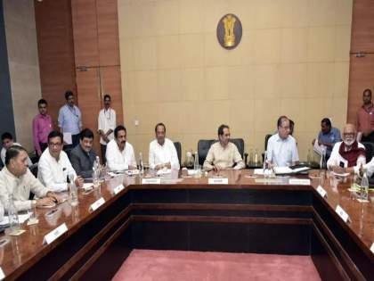Cabinet discussion on Navi Mumbai Airport; The Thackeray government took six important decisions   नवी मुंबई विमानतळाबाबत मंत्रिमंडळात चर्चा; ठाकरे सरकारने घेतले सहा महत्त्वाचे निर्णय