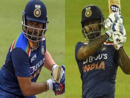 Suryakumar, Prithvi Shaw to go to England; Both players are currently in energetic form | सूर्यकुमार, पृथ्वी शॉ इंग्लंडला जाणार; दोन्ही खेळाडू सध्यादमदार फॉर्मात