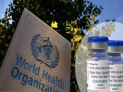 WHO sought more data from Bharat Biotech for EUL of Covaxin company statement | Corona Vaccine: मोठी बातमी! भारत बायोटेकच्या COVAXIN ला धक्का; WHO च्या मंजुरीसाठी वाट पाहावी लागणार