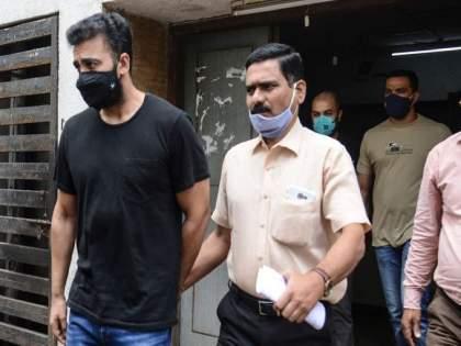 Porn case: Raj Kundra arrested for not cooperating in investigation; Police informed the High Court   Raj Kundra: तपासात सहकार्य केलं नाही म्हणून राज कुंद्राला अटक; पोलिसांची हायकोर्टाला माहिती