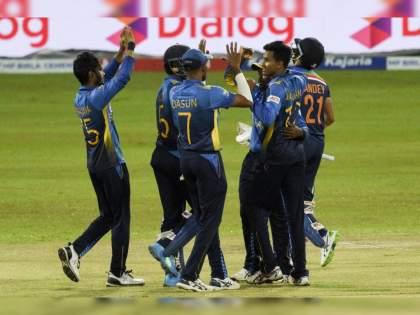 IND vs SL 3rd ODI Int Live Score : India are all out for 225 runs, Prithvi Shaw, Sanju Samson and Surya Kumar yadav were the top performers | IND Vs SL 3rd ODI Live : नवदीप सैनी-राहुल चहरची भागीदारी ठरणार निर्णायक?; श्रीलंकेच्या गोलंदाजांची कामगिरी ठरली सरस!