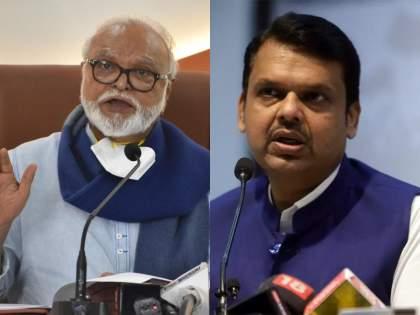 OBC reservation Minister Chhagan Bhujbal called Devendra Fadnavis request will meet PM Narendra Modi   OBC आरक्षणावरून राजकीय खलबतं; मंत्री छगन भुजबळांचा थेट देवेंद्र फडणवीसांना फोन, म्हणाले...
