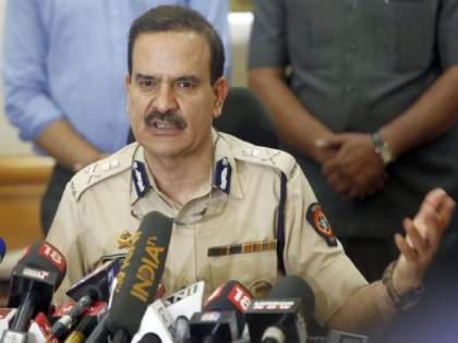 Another complaint of ransom recovery against Parambir Singh; An FIR will be filed soon   परमबीर सिंगांविरुद्ध खंडणी वसुलीची आणखी एक तक्रार;लवकरच एफआयआर दाखलहोणार