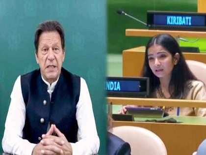 sneha dubey ifs profile first secretary unga reply kashmir and terrorist pakistan pm imran khan | UN मध्ये पाकिस्तानला आरसा; पाहा, भारताच्या महिला सचिव स्नेहा दुबे यांची दबंग कारकीर्द