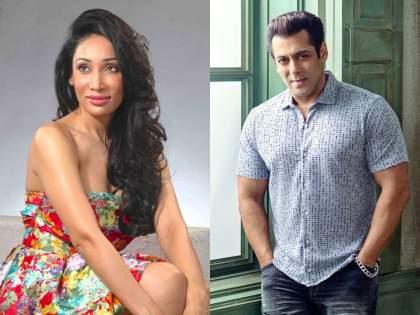 Sofia Hayat takes on Salman Khan, accuses him of ruining Bollywood actor's career   सोफिया हयातने घेतला सलमान खानशी पंगा, बॉलिवूडच्या या अभिनेत्याचे करिअर बर्बाद केल्याचा केला आरोप