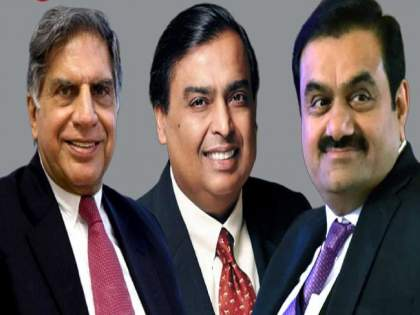 Clash between big players like Tata, Reliance, Adani; Definitely beneficial for the Indian market | टाटा, रिलायन्स, अदानी या बड्या खेळाडूंमध्ये टक्कर;भारतीय बाजारपेठेसाठी निश्चितच फायदेशीर