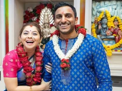Sonalee Kulkarni's cool response to user regarding Marriage with Marathi boy | कोणी मराठी मुलगा भेटला नाय काय म्हणणार्या युजरला सोनाली कुलकर्णीने चांगलेच पाडले तोंडावर