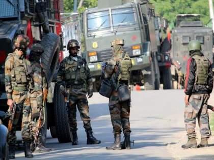 Terrorist attack on CRPF police party in Kashmirs Sopore one soldier martyred | काश्मीरमध्ये सीआरपीएफच्या पथकावर दहशतवादी हल्ला; एक जवान शहीद, दोन गंभीर जखमी