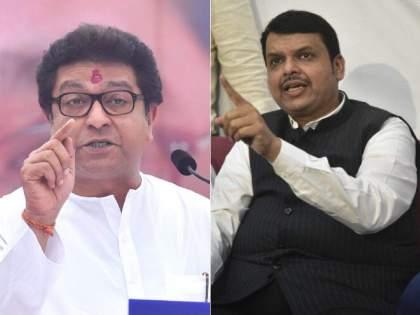 BJP-MNS alliance preparations, increasing meetings with Raj Thackeray | मनसेसोबत युतीची तयारी, राज ठाकरेंशी वाढत्या भेटी; काँग्रेस-भाजप सोडून कोणीही एकत्र येऊ शकतो