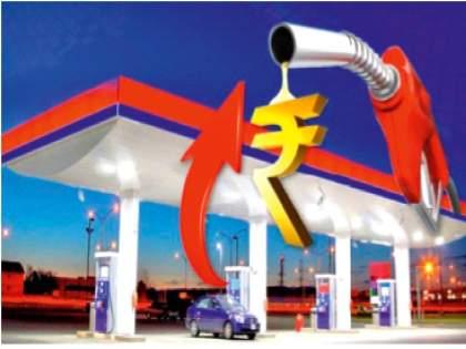 Petrol Diesel Price Hike: Petrol on the threshold of 100 in Mumbai; Diesel cross ninety | Petrol Diesel Price Hike:मुंबईत पेट्रोल शंभरीच्या उंबरठ्यावर; डिझेल नव्वदी पार