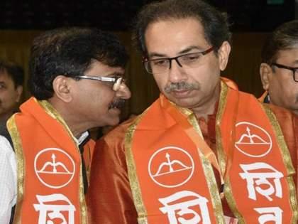 Is Uddhav Thackeray Dhritarashtra? BJP made fun of Sanjay Raut in the video | उद्धव ठाकरे हे धृतराष्ट्र आहेत? भाजपने व्हिडिओतून उडवली संजय राऊतांची खिल्ली