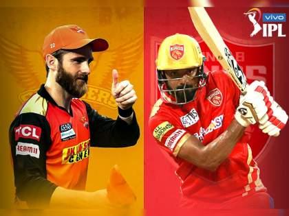IPL 2021, SRH vs PBKS Live Updates : Nathan Ellis making debut for PBKS, Sunrisers Hyderabad ion the toss and field   IPL 2021, SRH vs PBKS Live Updates : पंजाब किंग्सनं विश्वविक्रमवीर गोलंदाजाला दिली संधी, सनरायझर्स हैदराबादची होणार कोंडी