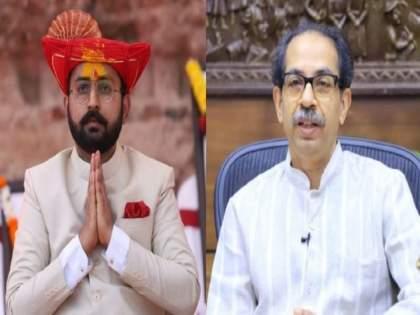 """it will not be tolerated""; BhushanSingh Holkar's letter to CM Uddhav Thackeray against Sanjay Raut | ""...तर खपवून घेतले जाणार नाही""; संजय राऊतांविरोधात भूषणसिंह राजे होळकरांचं मुख्यमंत्री उद्धव ठाकरेंना पत्र"