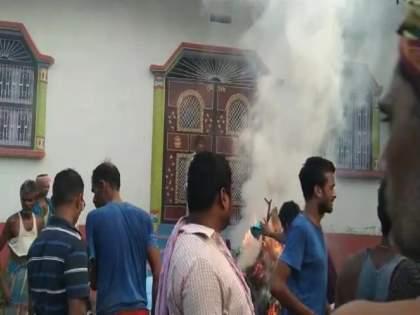 Bihar teen killed, private part chopped; funeral performed outside house of accused | संतापजनक! प्रेम प्रकरणातून १७ वर्षीयमुलाचं गुप्तांग छाटलं अन् ठार केलं; आरोपीच्या घरासमोरच अंत्यसंस्कार
