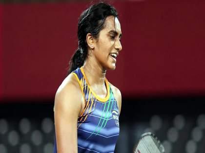 Tokyo Olympic Updates: PV Sindhu enters women's singles quarterfinals wins over Mia Blichfeldt | Tokyo Olympic Updates: पीव्ही सिंधूची क्वार्टर फायनलमध्ये धडक; मिया ब्लिचफेल्टचा केला पराभव
