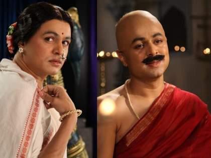 'Golden age of musical theater has come to life', Subodh Bhave reminisced about 'Bal Gandharva'   'संगीत रंगभूमीचा सुवर्णकाळ प्रत्यक्ष जगता आला', सुबोध भावेनं 'बालगंधर्व'च्या आठवणींना दिला उजाळा