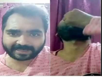 Bengali actor Suvo Chakraborty threatens to commit suicide during Facebook live, rescued by police | आता काही उरले नाही म्हणत या अभिनेत्याने केला आत्महत्या करण्याचा प्रयत्न, चाहत्यांनी वाचवला जीव