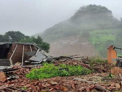 Mahad Landslide: 50 to 55 lives would have been saved in Taliye village; Serious allegations of locals in front of MNS leaders | Mahad Landslide: ...तर तळीये गावात 50 ते 55 लोकांचा जीव वाचला असता; मनसे नेत्यांसमोर स्थानिकांचा गंभीर आरोप