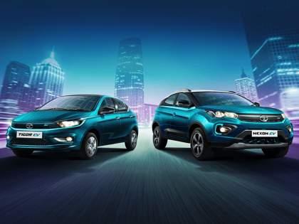 TaTa Motors will use Maruti's formula; 10 EVs in next five years, take what you want ... | TaTa Motors: दणकाच! टाटा मारुतीचाच फॉर्म्युला वापरणार; पाच वर्षांत 10 EV, हवी ती घ्या...