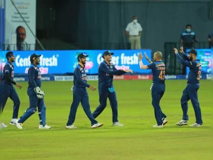 India vs SL 2nd T20I live : Sri Lanka beat India by 4 wickets and level the T20 series 1-1    IND Vs SL 2nd T20I Live : टीम इंडियाच्या राखीव फळीतील 'राखीव' खेळाडूंनी श्रीलंकेला रडवले, यजमानांनी मालिकेत कशीबशी बरोबरी मिळवली!