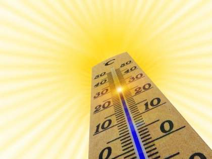 Temperature: Akola tops Vidarbha for third day in a row   Temperature : सलग तिसऱ्या दिवशी अकोला विदर्भात अव्वल