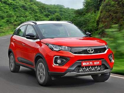 Good news! Tata Motors to launch four CNG cars with Nexon; Will save money | खूशखबर! Tata Motors नेक्सॉनसह चार CNG कार आणणार; पैसे वाचणार