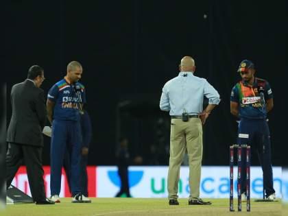 India vs SL 3rd T20I live Updates Score Today : Sandeep Warrier have received their caps and all set for T20I Debut, India won Toss | IND Vs SL 3rd T20I Live : टीम इंडियाच्या ताफ्यात आणखी एका खेळाडूचे पदार्पण, प्रमुख गोलंदाज दुखापतग्रस्त; गब्बरनं नाणेफेक जिंकली