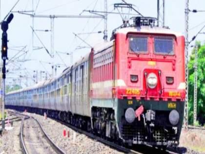 The freight train will carry goods at a speed of 110 km per hour | आयुर्मान संपलेल्या प्रवासी रेल्वे डब्यातून मालाची वाहतूक होणार ११० किमी ताशी वेगाने