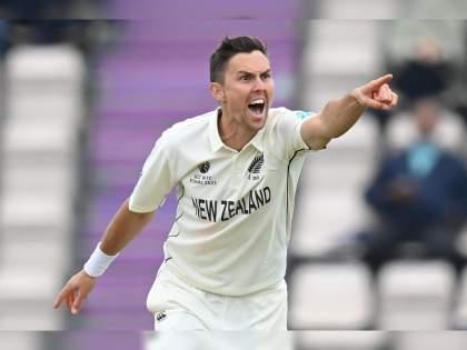 WTC Final 2021 IND vs NZ: New Zealand need 139 runs to win the WTC final from 53 overs | WTC Final 2021 IND vs NZ : भारतीय फलंदाजांनी टाकल्या नांग्या; ९९ धावांत गमावल्या ८ विकेट्स; न्यूझीलंडसमोर माफक लक्ष्य