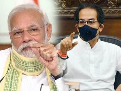 shiv sena saamna editorial slams central government daily bhaskar office income tax raid | ... तर ते स्वत:साठीच खड्डा खणतायत; 'भास्कर'वरील आयकर विभागाच्या छाप्यावरून शिवसेनेची टीका