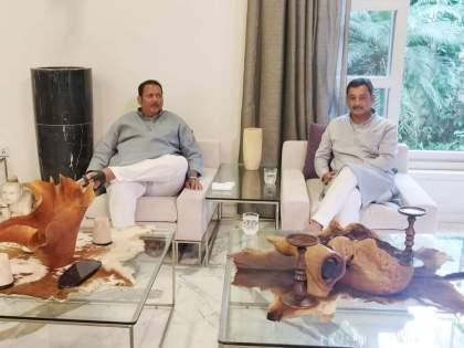 """shiv sena arvind sawant reacts on sambhaji raje and udayan raje meet on maratha reservation   Maratha Reservation: """"दोन्ही राजे एकत्र आले त्याचं स्वागत, पण बोलणं भाजपच्या...""""; शिवसेनेचा टोला"""