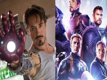 Robert Downey Jr unfollows his Avengers co-stars on social media, leaves Marvel fans worried | 'आयर्नमॅन' तुला झालं तरी काय? कॅप्टन अमेरिका, स्पायडर मॅन सगळ्यांना केलं अनफॉलो, चाहते हैराण