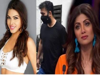 sherlyn chopra accusation against raj kundra says his relationship with shilpa shetty was complicated | शिल्पासोबत आनंदी नव्हता राज कुंद्रा...? पती-पत्नीच्या भांडणाबाबत शर्लिन चोप्राचा मोठा खुलासा