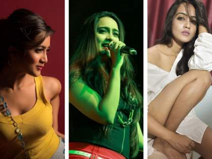 mirzapur fame amika shail exposes indian idol and other singing reality shows-says-they-are-fake-and-scripted/a | Shocking! 'इंडियन आयडल'ची माजी स्पर्धक अमिका शैलने केली सिंगींग रिअॅलिटी शोची पोलखोल