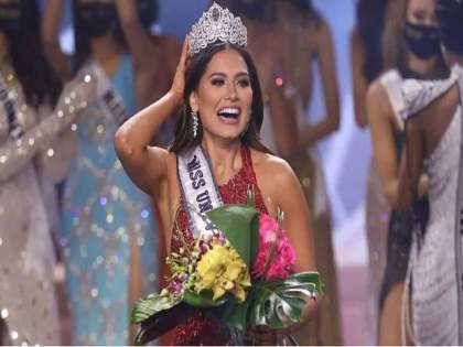Miss Universe 2020 is Mexico's Andrea Meza , India's Adline Castelino finishes fourth | Miss Universe 2020 : मेक्सिकोची एंड्रिया मेजा ठरली 'मिस युनिव्हर्स', थोडक्यात हुकली भारताची संधी
