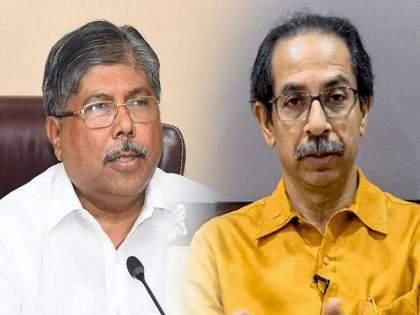 BJP state president Chandrakant Patil criticizes CM Uddhav Thackeray over crime against women in state | 'कुटुंबप्रमुखाला जनतेचा आवाजच ऐकू येत नाही', बलात्काराच्या वाढत्या घटनांवरुन चंद्रकांत पाटलांचे टीकास्त्र