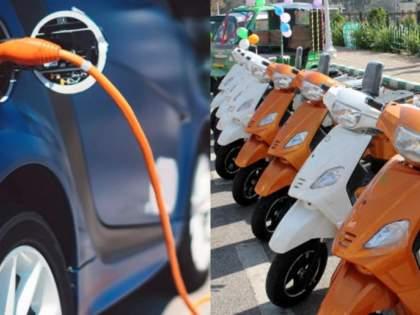 1.5 lakh subsidy on electric vehicles, abandonment scheme of state government of gujarat, cm rupani says   इलेक्ट्रीक वाहनांवर 1.5 लाख रुपयांची सबसिडी, राज्य सरकारची भन्नाट योजना