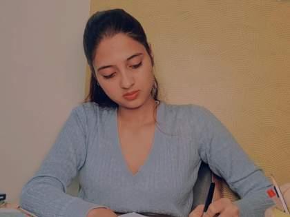 Vidula now gives full time to fitness and study | विदुला देतेय आता फिटनेस आणि अभ्यासाला पूर्ण वेळ