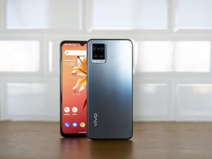 bumper offer get 30 thousand vivo v21 5g for less than 6500 rupees see details | याला म्हणतात बंपर ऑफर! Vivo V21 5G फक्त ६५०० रुपयांपेक्षा कमी किंमतीत घरी घेऊन जा...