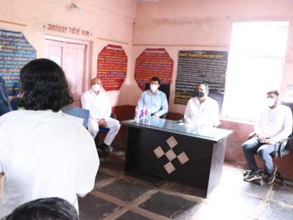 corona cases in Sangli: Administration should take strict steps: Jayant Patil   corona cases in Sangli : प्रशासनाने कडक पाऊले उचलावीत : जयंत पाटील